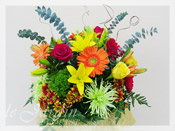 Bright Feelings Floral Arrangements