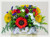 Radiant Love :: Flower Arrangement