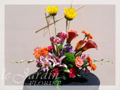 Monte Carlo Contemporary Flower Arrangement