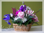 Sweet Sixteen Flower Arrangement