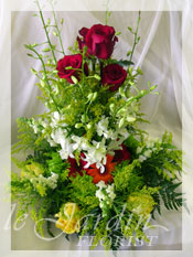 Blooming Love Flower Arrangement