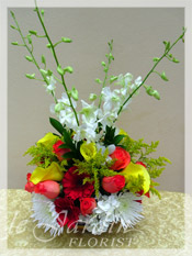 Juicy Colors :: Signature Flower Arrangement