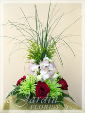 Vesuvio :: Le Jardin Signature Flower Arrangement